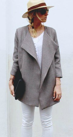 Cali Faye - Brenna Coat