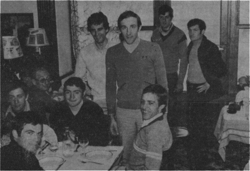 Hinault, Becaas, Chaumaz Bernaudeau, Guimard et PRV 1978