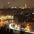 Atmosphère Lyon by night