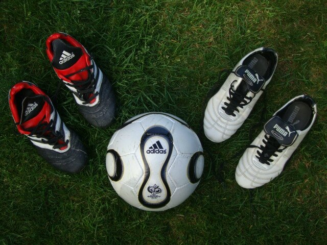 F-X Farine et Thierry Roquet revival foot (2014)