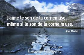 Citation Martial Alex