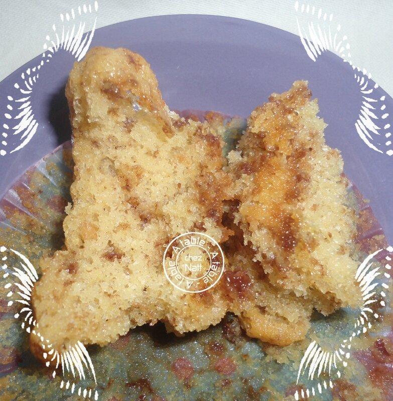 muffins aux m&m's 2