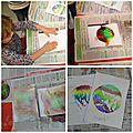 Pshitttt planètes Collage
