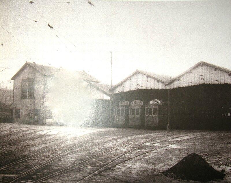 dépôt tramways au Creux - 1