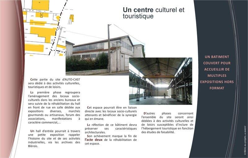 Urbanisme Site autocast