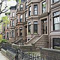 Brownstones, Brooklyn, New York