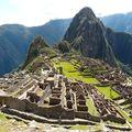Cuzco Machu Pichu