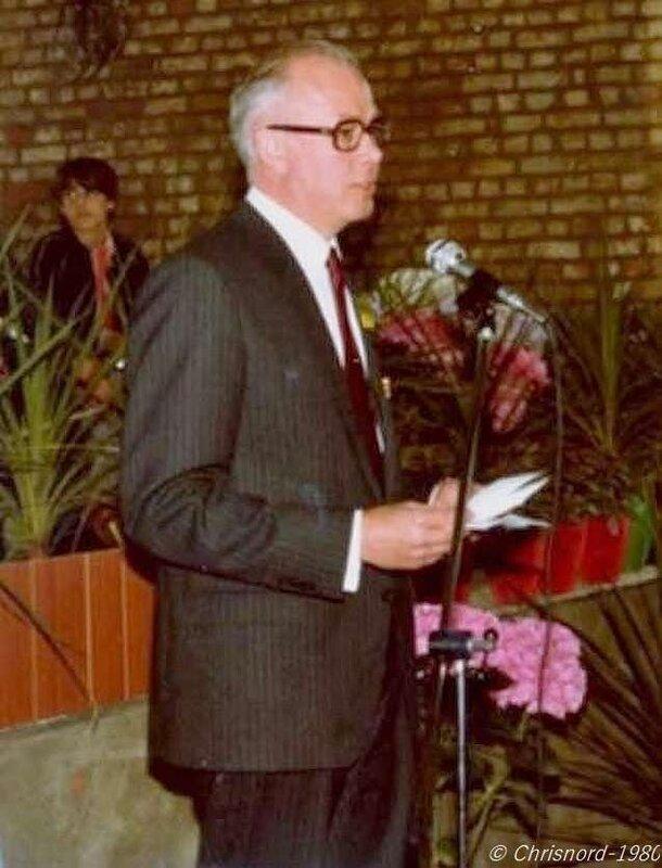 Gérard Duquesne 6 Juillet 1980