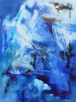 83 Sparkling Blue
