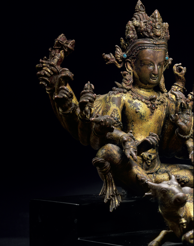 Christie's New York announces the sales of Asian Art Week