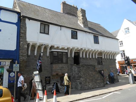 Aberconwy House (XIVe)