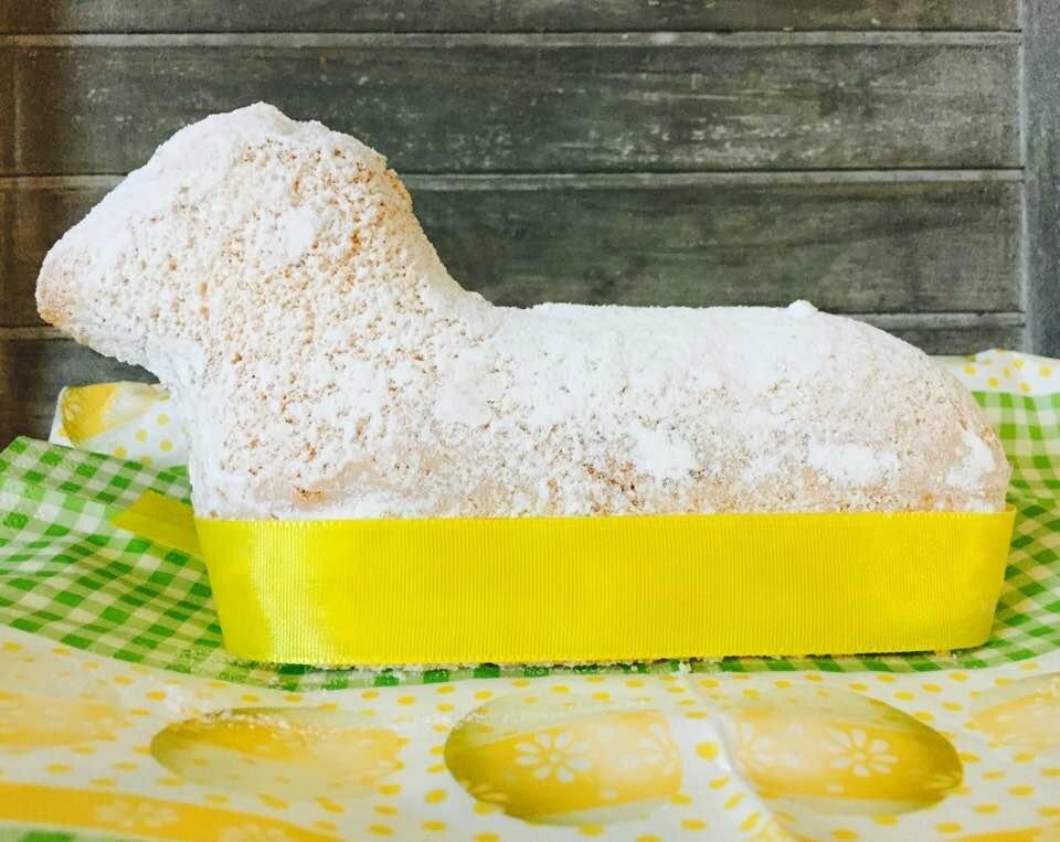 Lamala ou agneau de Pâques