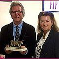 Saragosse 2017 - robert margé récompensé pour ses toros
