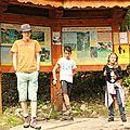 La fin des vacances 2014 pour léo