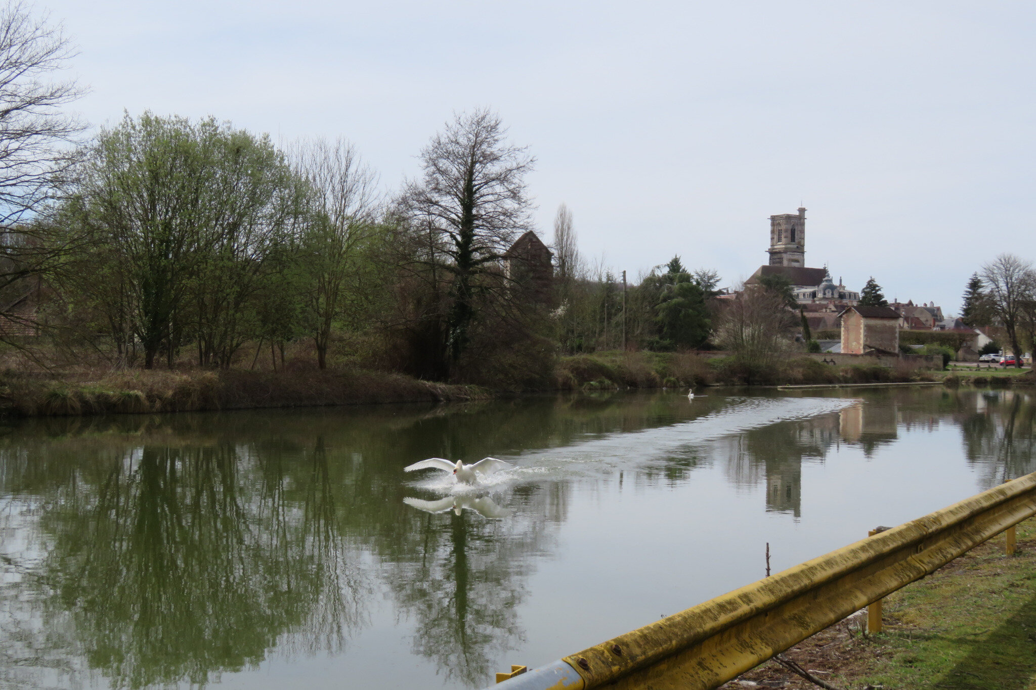 Week-end Clamecy, Etang de Baye : souvenirs en photos