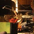 Sandra y la guitarra