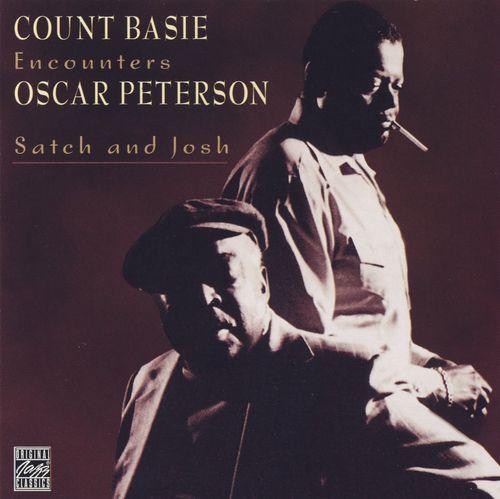 Count Basie encounters Oscar Peterson - 1974 - Satch & Josh (Pablo)