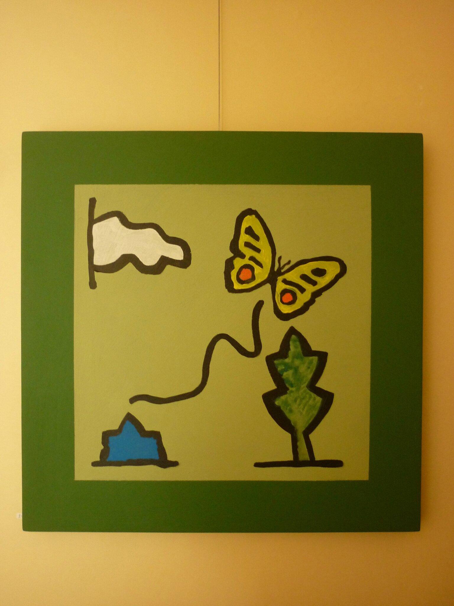 FAUVILLE papillon