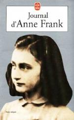 Le journal d'anne Franck