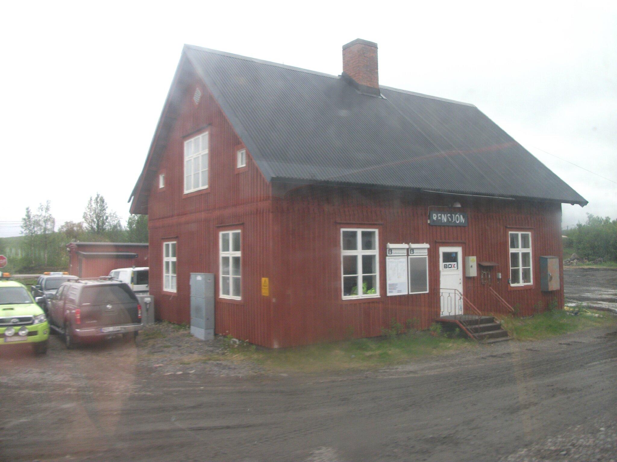 Rensjön (Suède)