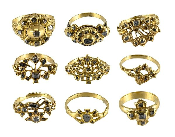 Treasures and Talismans Rings from the Griffin Collection