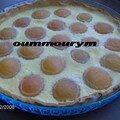 Ma tarte aux abricots à l'alsacienne