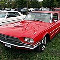 Ford thunderbird town landau hardtop coupe-1966