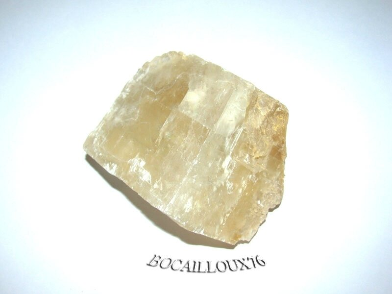 CALCITE H35 - MADAGASCAR - Collection MINERAUX