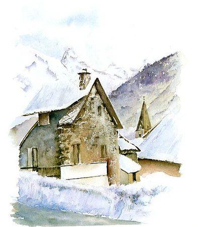 St Maurice en Valgaudemar