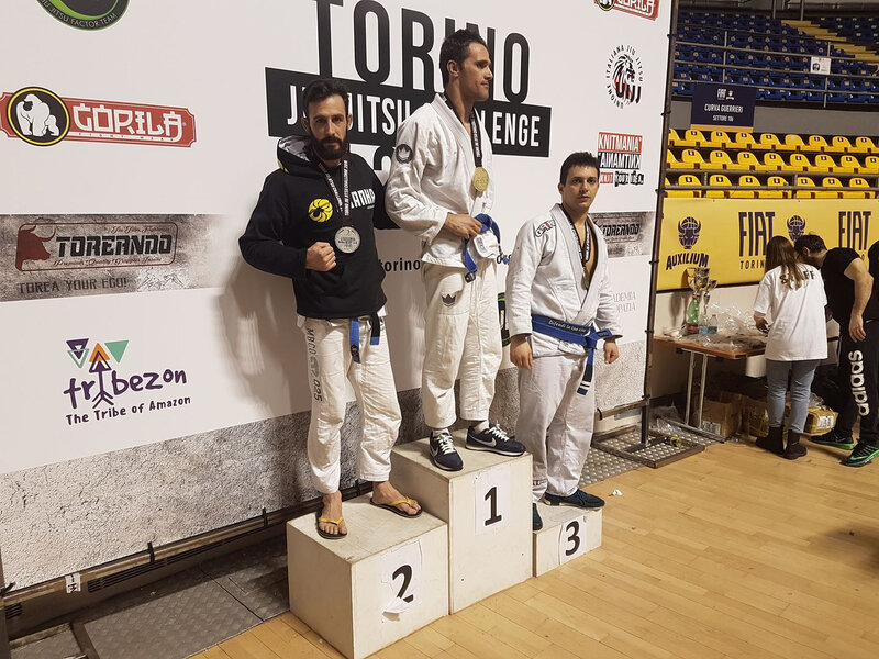 Podium Absolute John TJJ 2018