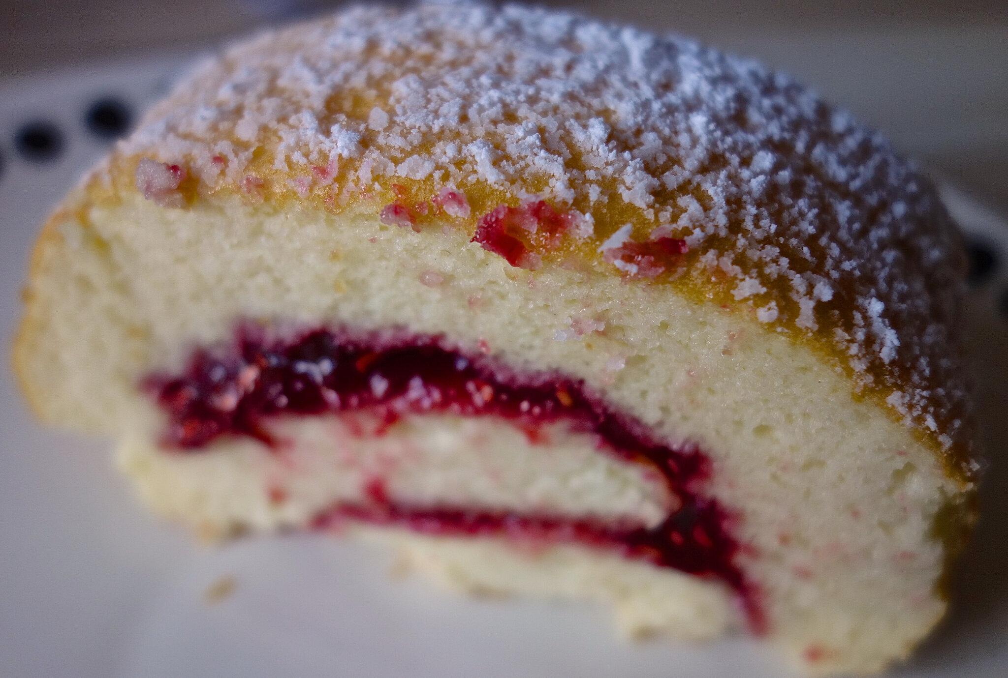 gâteau roulé japonais