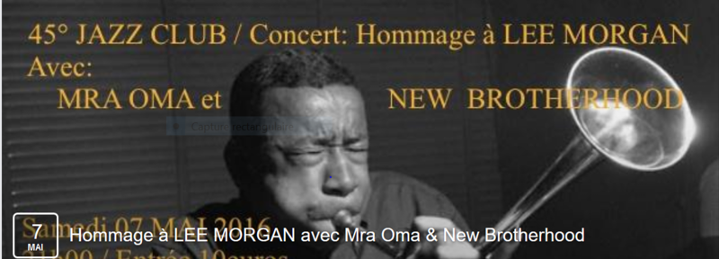 Lee Morgan - Mra Omra - New Brotherhood