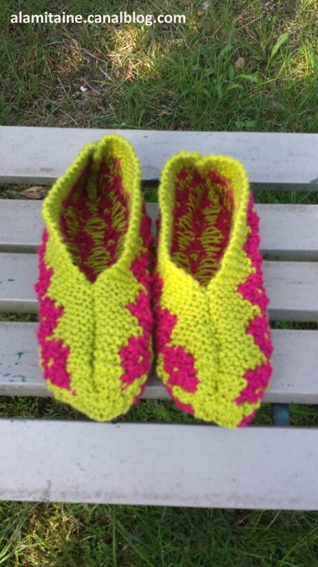 chaussons quebec12