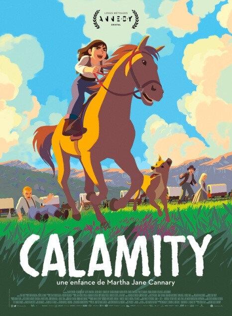 Calamity, une nouvelle interprétation de l'ouest