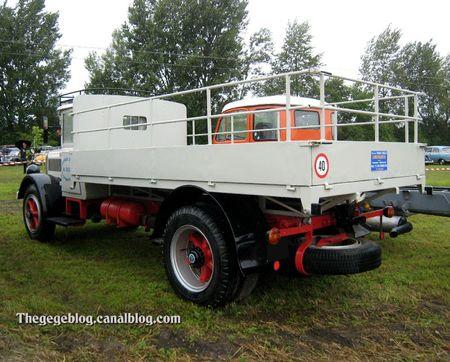 Saurer camion (5ème Fête Autorétro étang d' Ohnenheim) 02