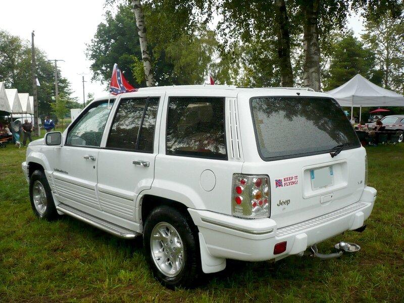 JEEP Grand Cherokee ZJ Cool Edition White Bison Ohnenheim (2)