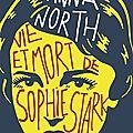 Vie et mort de sophie stark: un grand roman sur le cinéma..et un grand roman tout court!!