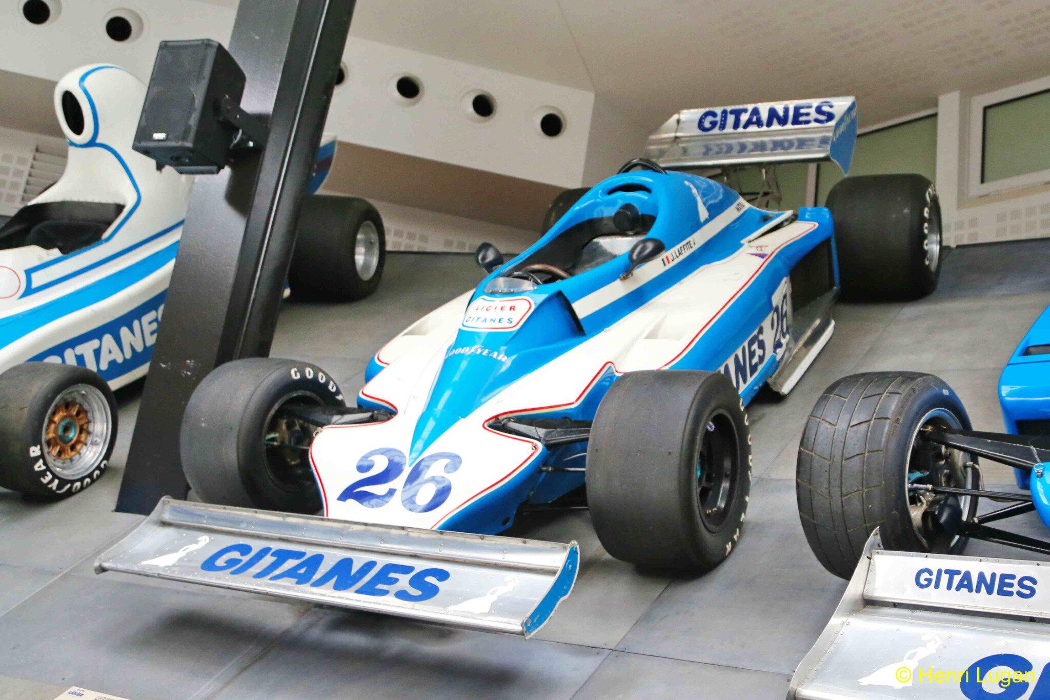 Ligier JS 7 Matra V12 F1_04 - 1977 [F] HL