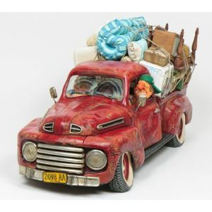 demenagement Figurine voiture -fo85068