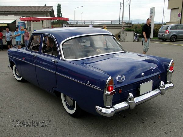 ford zephyr mkII 1956 1962 4