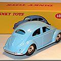 Dinky Atlas VW Coccinelle 2