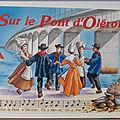 17 - Sur le pont d'Oléron - datée 1993