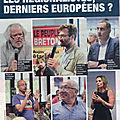 Les régionalistes seraient-ils les derniers pro-europeens?
