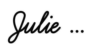 Signature Julie