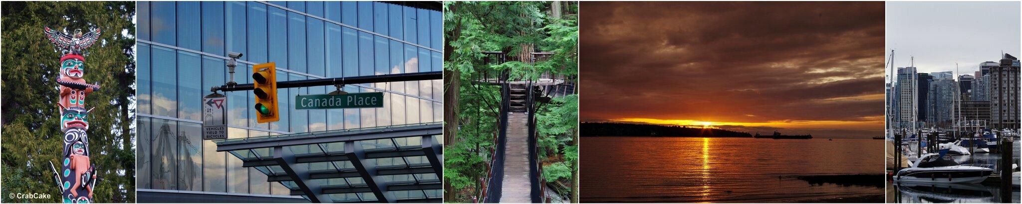 Un an à Seattle - Vancouver