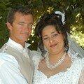 Mariage de Laurent et Farida le 10 juin 2006