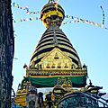 Monckey Temple - Kathmandou