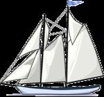 Bateau-voilier