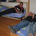 la chambre des garçons