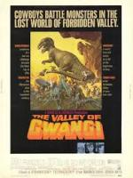 affiche the valley of gwangi